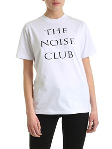 McQ Alexander Mcqueen - The Noise Club T-shirt in white