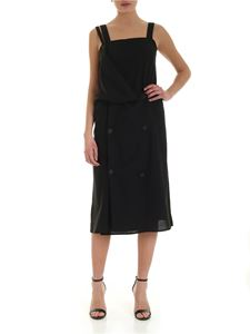 McQ Alexander Mcqueen - Kotomi dress in black
