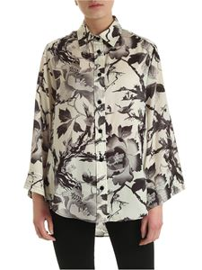McQ Alexander Mcqueen - Yaemi shirt in cream color
