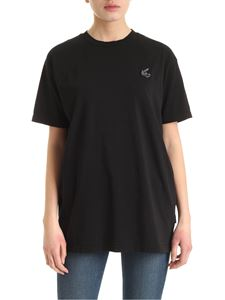 Vivienne Westwood Anglomania - New Boxy Arm & Cutlass T-shirt in black