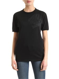 Vivienne Westwood Anglomania - New Classic Arm & Cutlass T-shirt in black