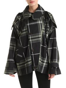 Vivienne Westwood Anglomania - Hypno jacket in black and green