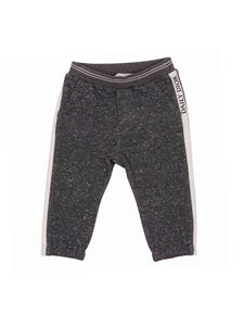 Baby Dior - Melange grey sweatpants