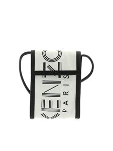 Kenzo - Kenzo print phone older in white