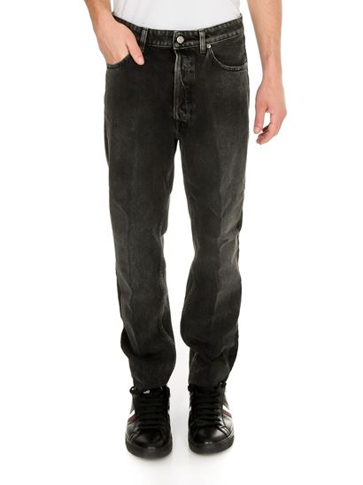 Golden Goose - Happy jeans in Gray Wash color