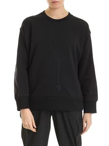 Adidas by Stella McCartney - Essentials cotton sweatshirt in black