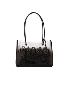 Kenzo - Kombo Tote black shopper with logo
