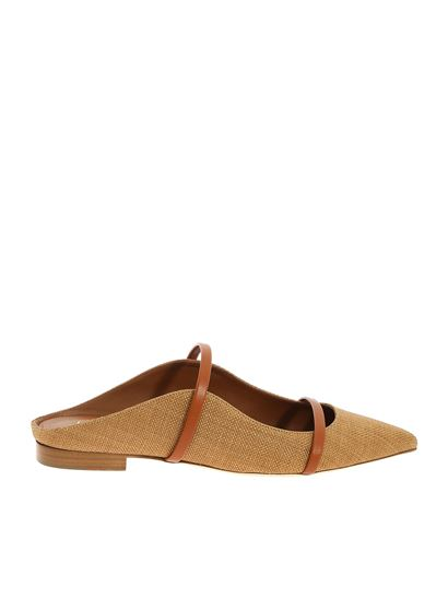 Malone Souliers - Mure Maureen in leather color