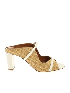 Malone Souliers - Norah sandals in beige