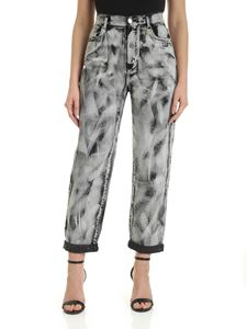 Pinko Uniqueness - Note jeans in black and grey
