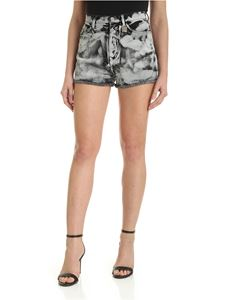 Pinko Uniqueness - Nubile shorts in black and grey
