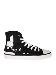 Isabel Marant - High-top sneakers Benkeen nere