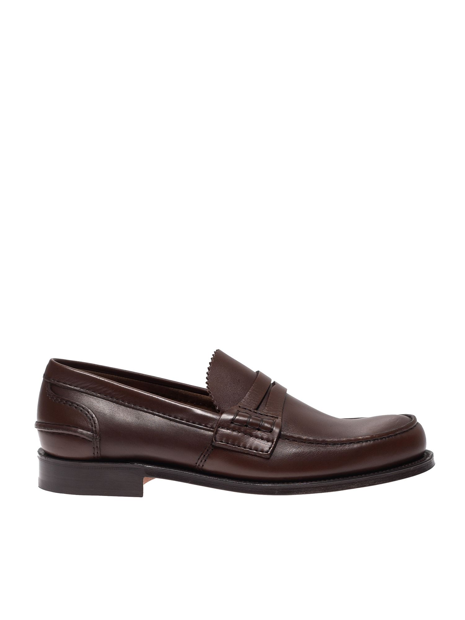 Church's PEMBREY LOAFERS IN BROWN