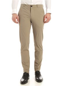 RRD Roberto Ricci Designs - Chino pants in dove grey color