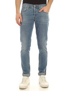 Dondup - George jeans in faded light blue