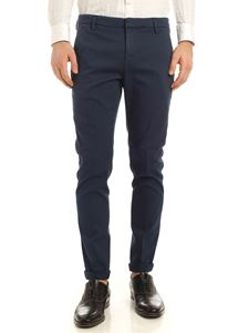 Dondup - Gaubert pants in blue