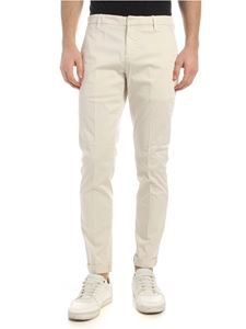 Dondup - Gaubert pants in ivory