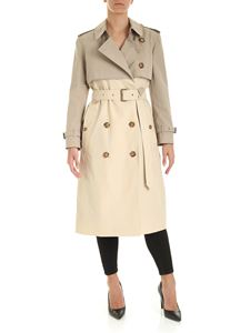 Burberry - Deighton trench coat in two color