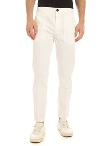Department 5 - Prince pants in white