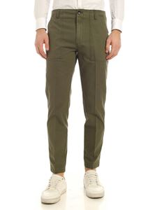 Department 5 - Prince trousers in military green