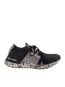 Adidas by Stella McCartney - UltraBoost 20 S reptile print sneakers