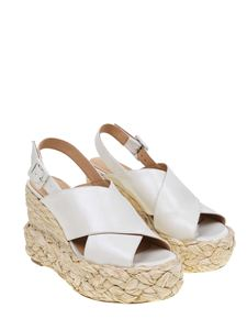 Paloma Barceló - Ava sandal in cream color