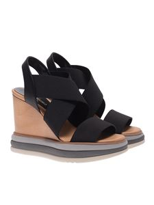 Paloma Barceló - Filipinas sandal in black