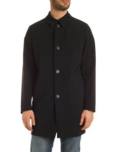 RRD Roberto Ricci Designs - Cappotto City blu scuro