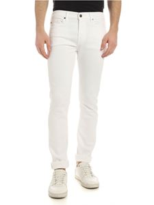 7 For All Mankind - Ronnie jeans in white