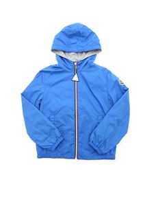 Moncler Jr - New Urville jacket in turquoise