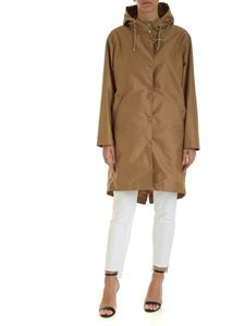 Fay - Fay Gancio overcoat in brown