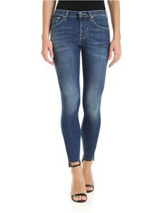 Jacob Cohën - Kimberly jeans in faded blue