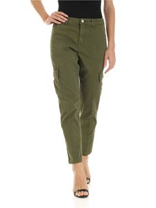 Jacob Cohën - Dakota trousers in Military green