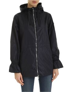 Save the duck - Hooded jacket in black