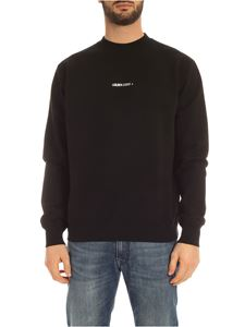 Golden Goose - Golden sweatshirt in black