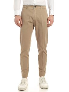 Department 5 - Logo pants in beige