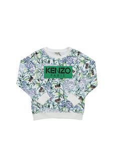 Kenzo - Disco Jungle sweatshirt in white