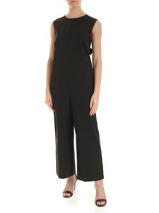 Department 5 - Sleeveless jumpsuit in black
