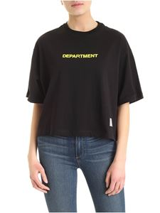 Department 5 - Andres t-shirt in black