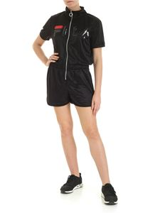 Fila - Rei black jumpsuit with logo