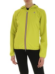 K-way - Lil yellow jacket with logo