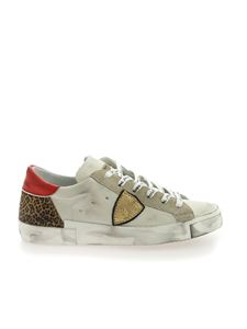Philippe Model - Sneakers PrsX con dettaglio animalier