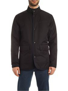 Z Zegna - Buttons jacket in blue