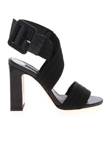 Pinko - Marty sandals in black