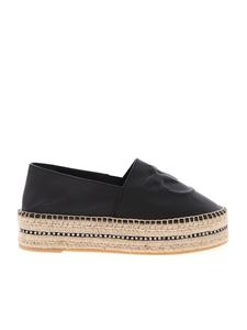 Pinko - Julian espadrilles in black