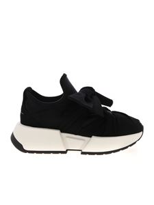 MM6 Maison Margiela - Bow sneakers in black