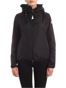 Moncler - Lait jacket in black