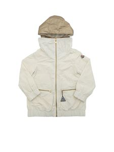 Moncler Jr - Inna jacket in white