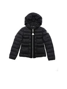 Moncler Jr - Citron jacket in black
