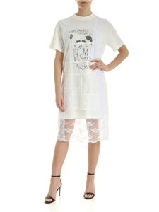 McQ Alexander Mcqueen - Satsuki dress in white